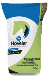 HOVELER Original All In One - bez owsa i melasy