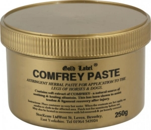 GOLD LABEL Comfrey Paste Gold -maść/ścięgna