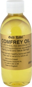 GOLD LABEL Comfrey Oil - olejek do masażu z żywokostem